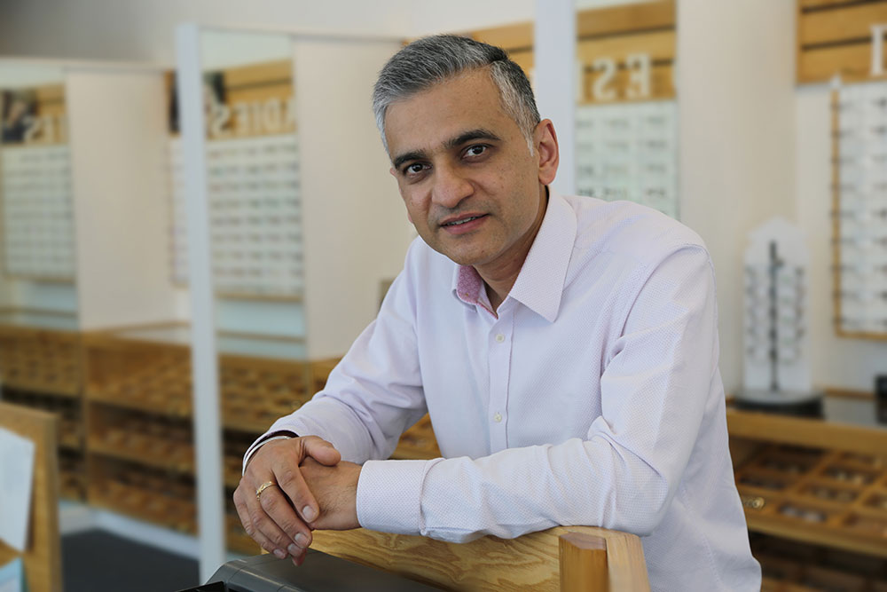 optician services coventry